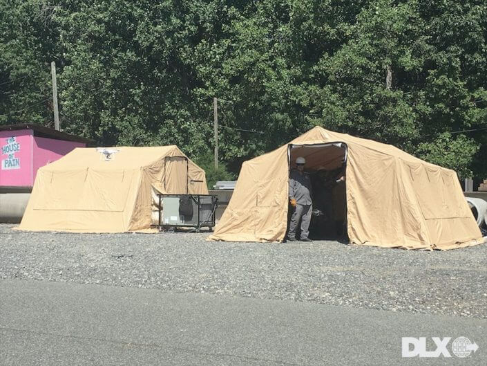 DLX ASAP Rapid Shelter Tent