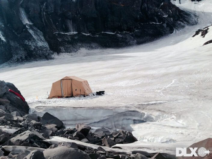 DLX ASAP Rapid Shelter Tent - Mt St Helens