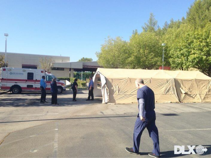 DLX ASAP Rapid Shelter Tent