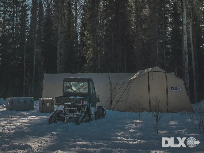 DLX ASAP Rapid Shelter Tent  - Snow  Canada