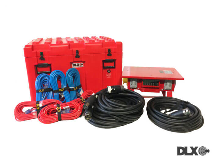 50 Amp Power Distribution Kit