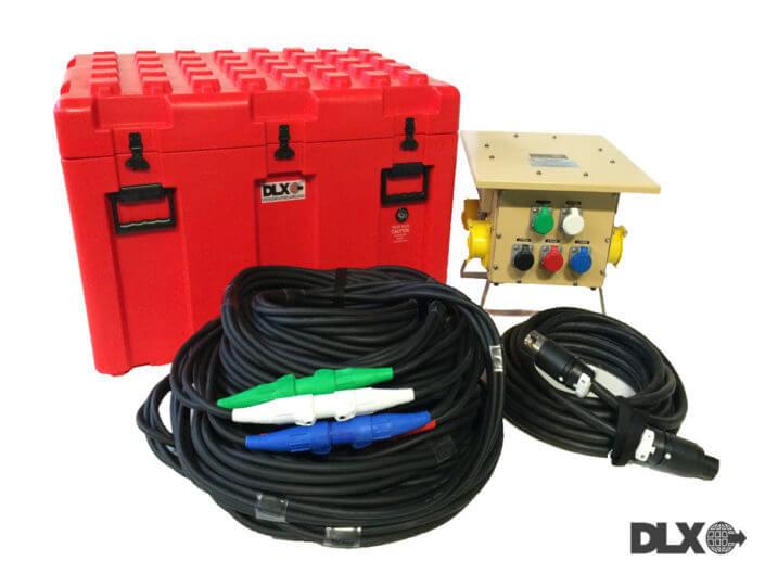 200 Amp Power Distribution